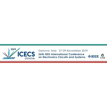26th IEEE International Conference ICECS 2019