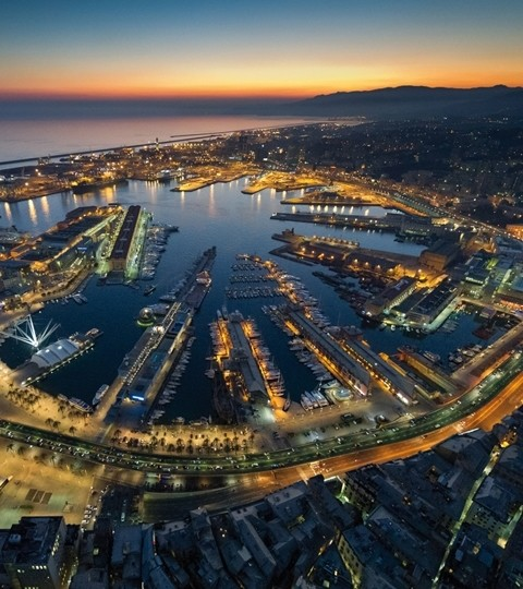Genova inspiring city: a successful choice