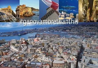 Genova. As strong as ever!...